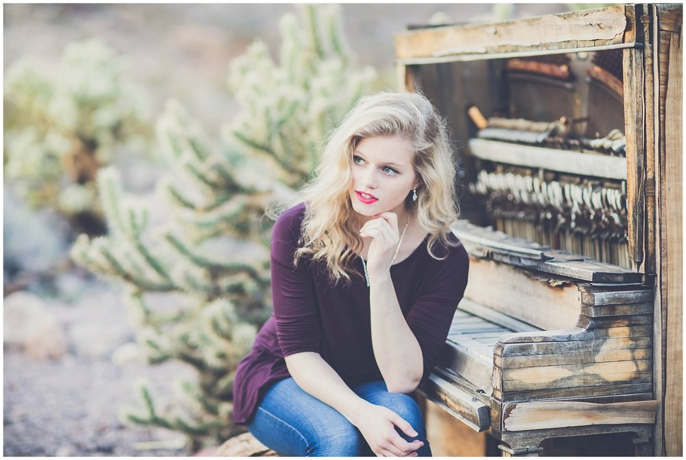 Las Vegas Senior Photographer
