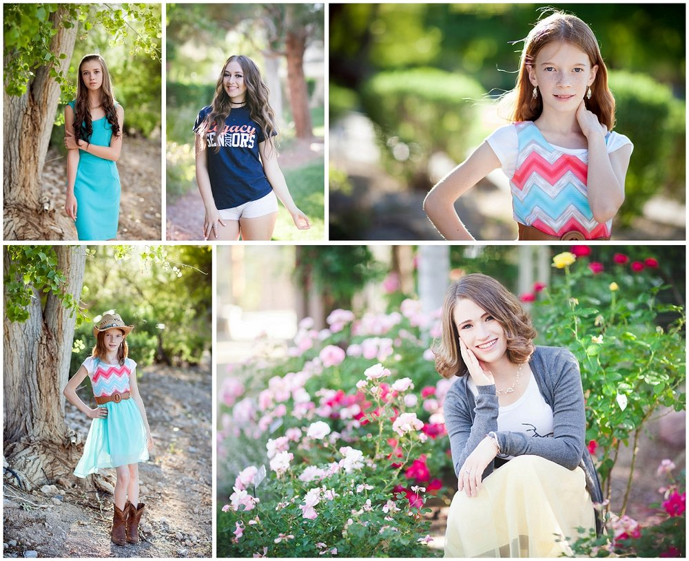Las Vegas Senior and Teen Photographer
