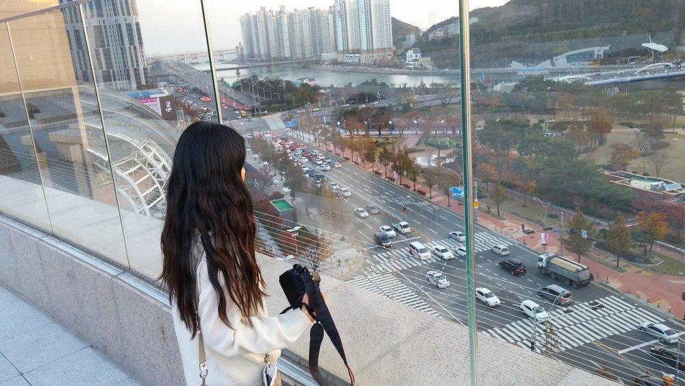 Soo in Seoul.