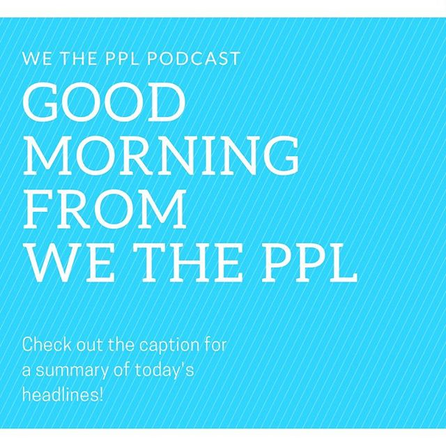Good morning and happy Monday from We the Ppl Podcast! Here's a debrief of today's headlines: Final touches on the tax bill are being applied and more-accurate estimates of what you or your parents will be paying under this new code are available on most major news sites. The New York Times, in particular, has a very comprehensive tax calculator. Mueller, the White House special counsel, becomes the target of Trump's attacks with assertions of his and his team's Democratic political leanings as found on pro-Hillary text messages. A position that is inherently supposed to be non-partisan, the special counsel is focused on uncovering any foul play in the White House. George W. Bush wrote a 54-page-long National Security Strategy in 2006 that served as the governing doctrine of international relations during his presidency. Trump's 'America First' NSS will be s spoof on that if his predecessor. Where Bush criticized isolationism and furthered a free and open market philosophy, Trump will likely call China out for economic aggression and further a philosophy of nationalism and isolationism. That's all from us! Have a great day!