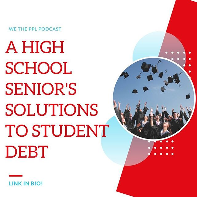 Read Anna Fighera's thoughts on how to get the degree without the debt at the link in our bio!