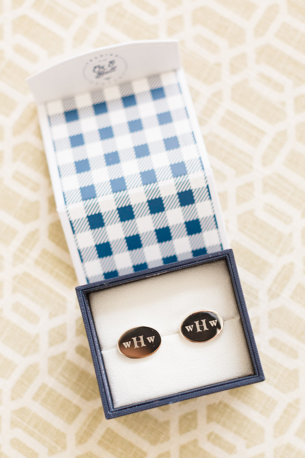 Custom_Cufflinks_groom_gift_cape_cod_wedding