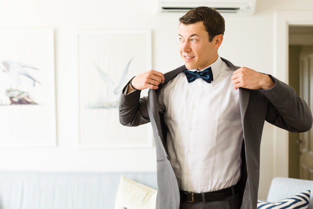 Cape_Cod_Groom_Navy_Bowtie_Gray_Suit