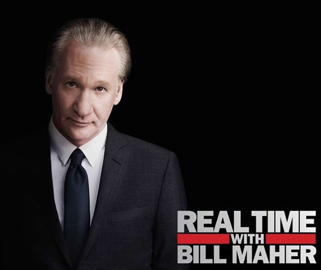 Time for some levity and perspective. #realtimehbo #realtime