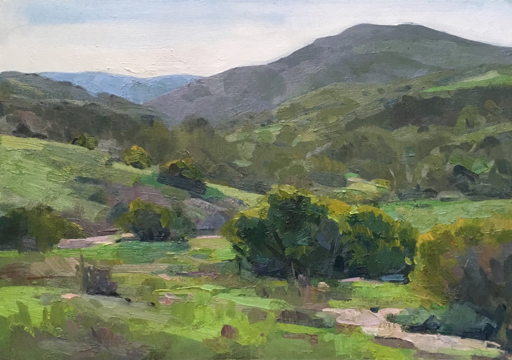 New Green, Santiago Canyon