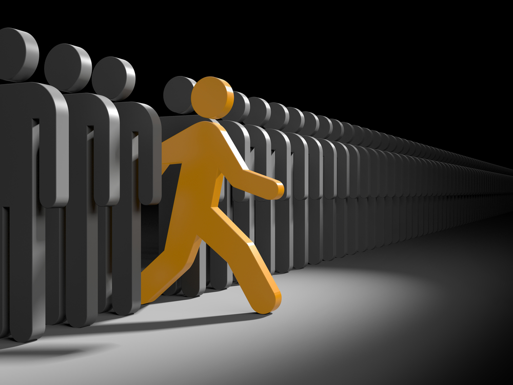 When marketing yourselves to employers and colleges, how can you stand out from the crowd?