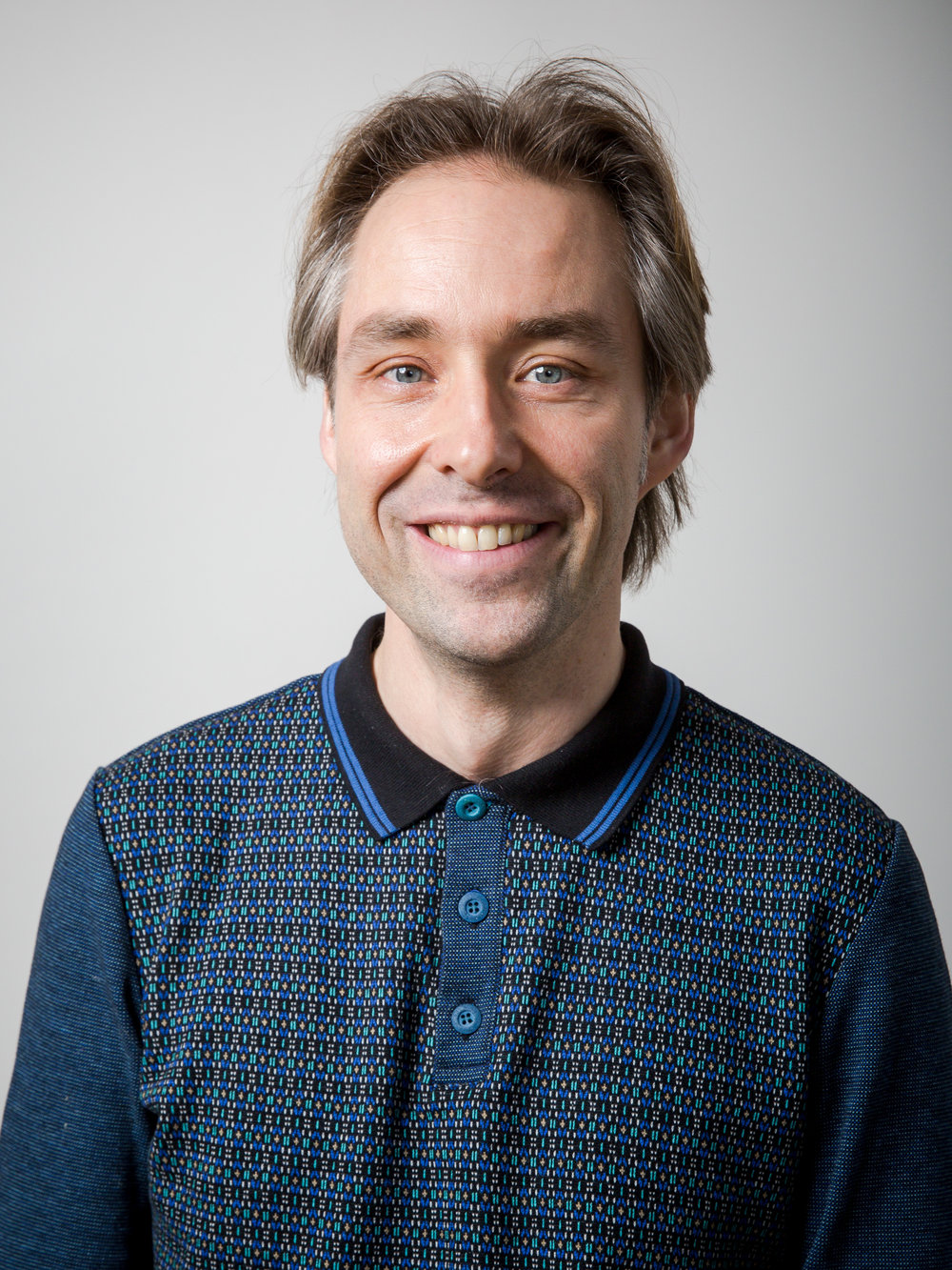 Bart van Melik <Br>Teacher