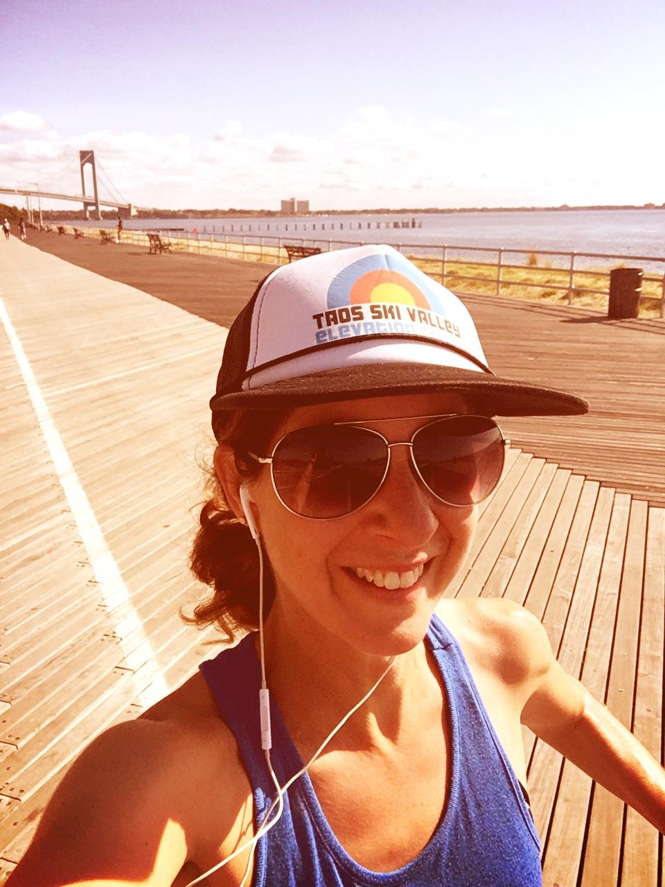 Chicago Marathon Peak Week 20-miler!