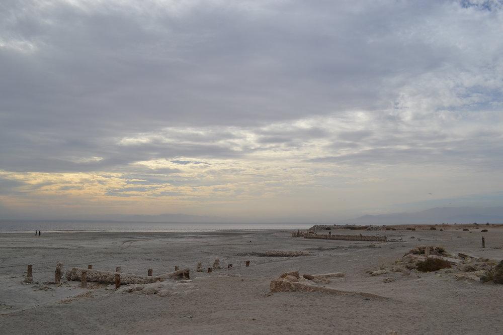 Bombay Beach at Salton Sea