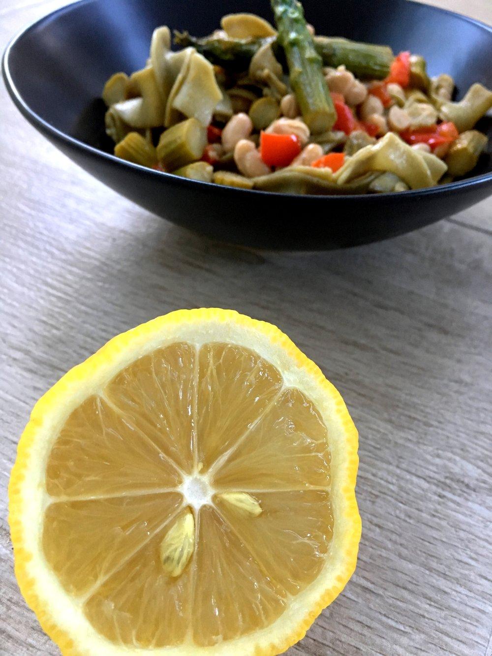 Vegan gluten-free pasta