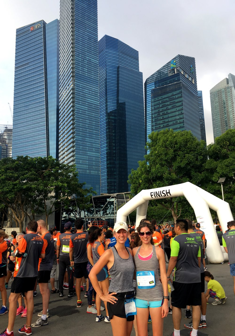 Run for Hope 10K in Singapore