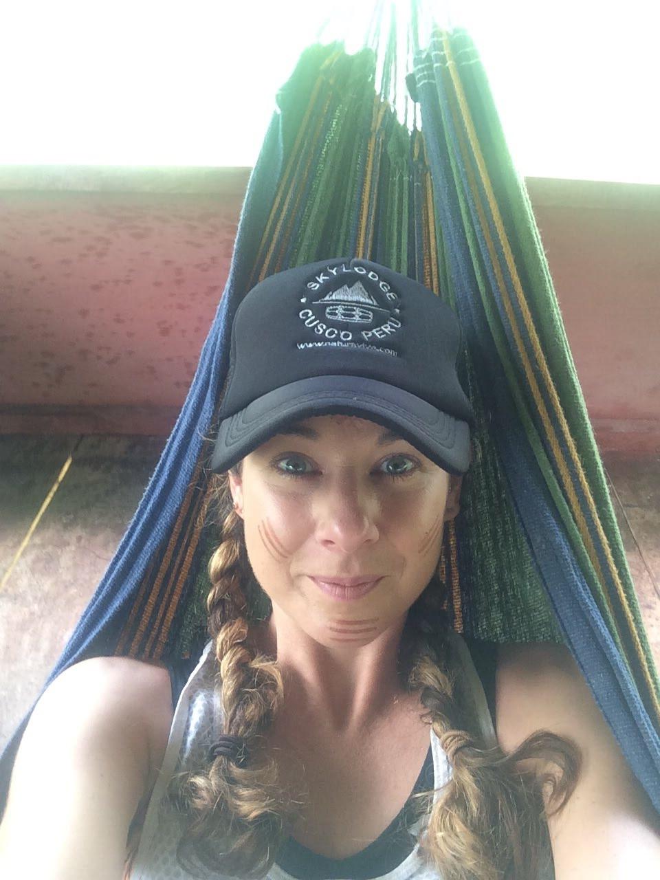 Me in the Peruvian Amazon- January, 2018 :)