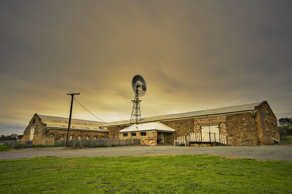 Bungaree Station