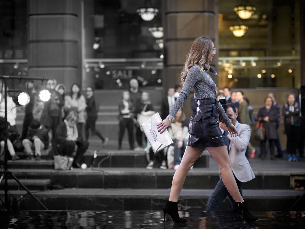 Frame Fashion Week Models 2