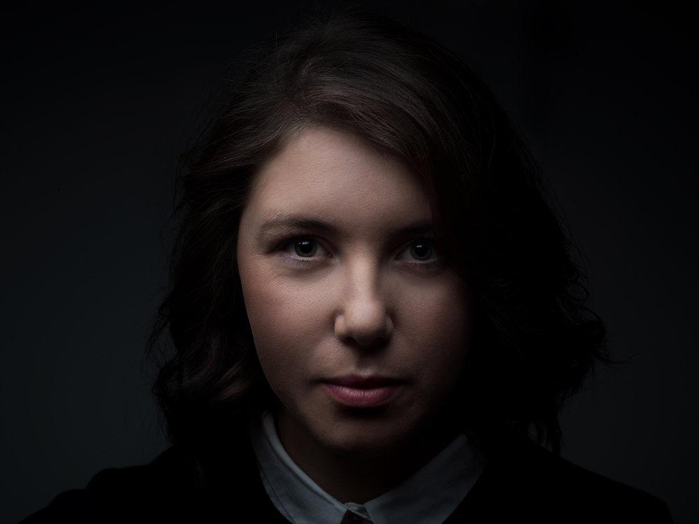 Portrait Maddie