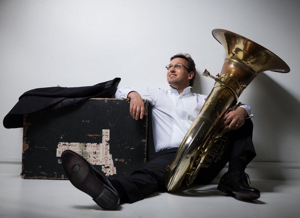 Josh - Conductor/Musician