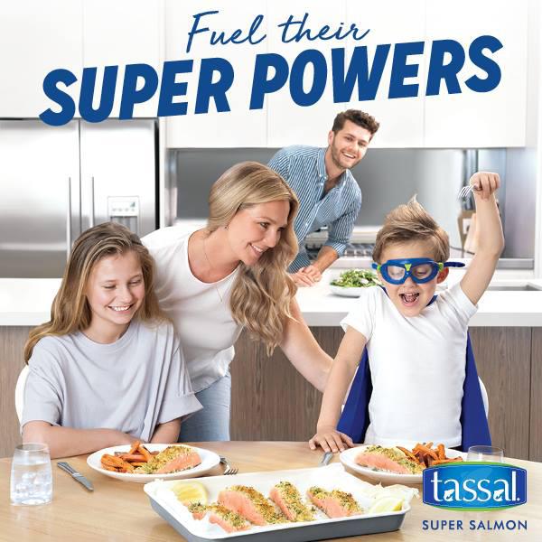 Tassals Salmon - Campaign