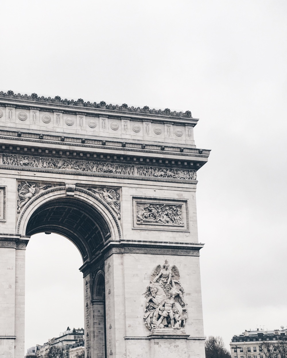 Arc de Triomphe - by Ashley Whitlatch
