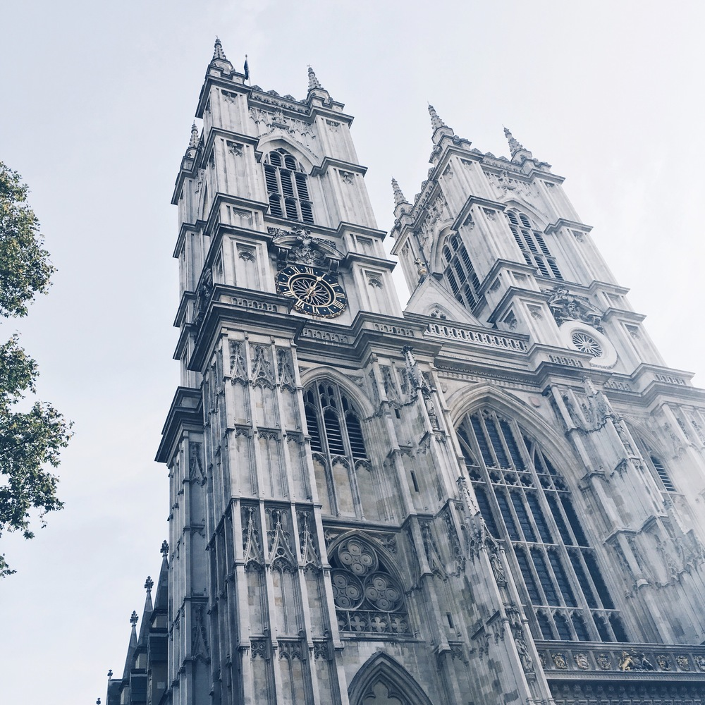 Westminster Abbey by Ashley Whitlatch