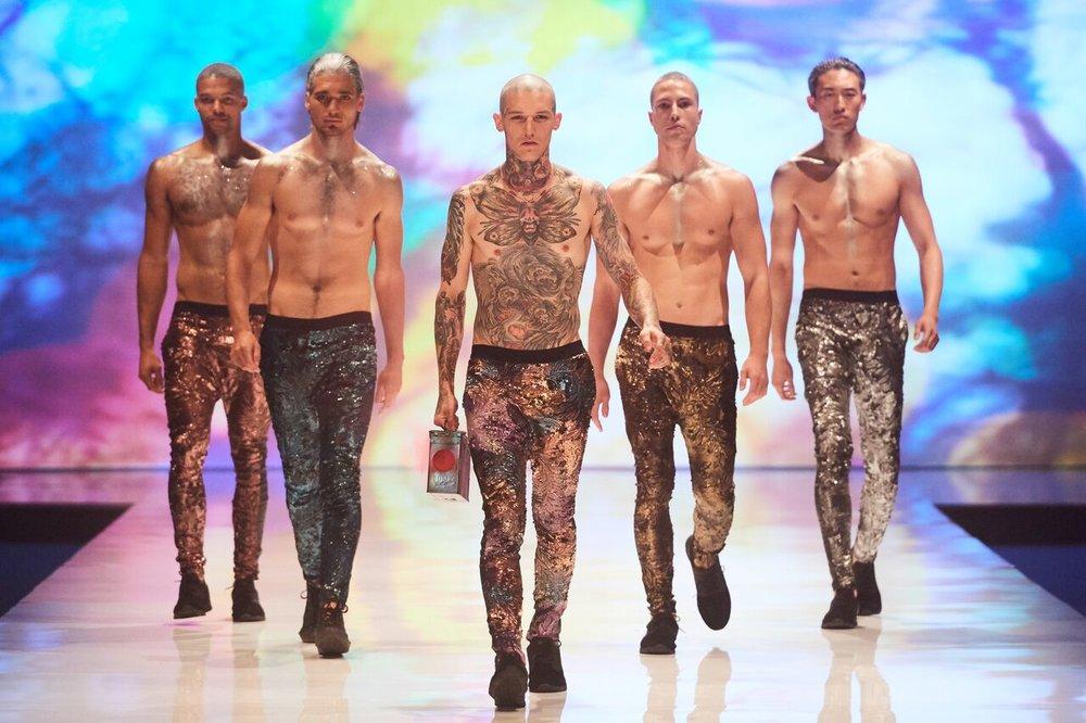 Telstra Perth Fashion Festival day five. Picture: Stefan Gosatti