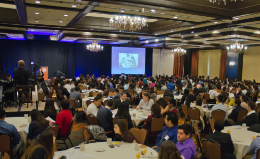 Latino Medical Student Association conference