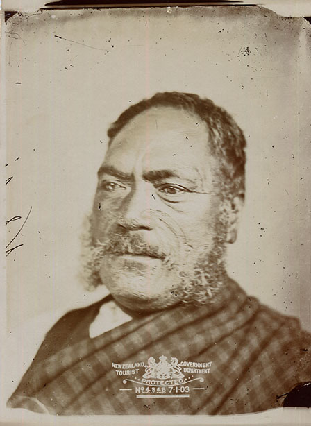 Hori Ngakapa Te Whanaunga was a prominent Ngāti Whanaunga Rangatira of the Hauraki region.  He and his wife Hera Puna were both celebrated warriors of several conflicts and battles, including the siege of Ōrākau.