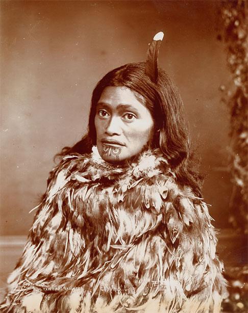 Tai Huia was the daughter of King Tāwhiao.