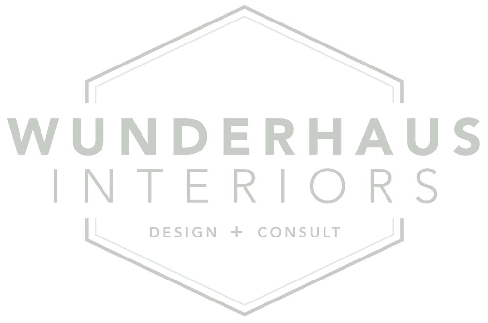 Wunderhaus Interiors branding design | casilong.com #casilongdesign #fearlesspursuit