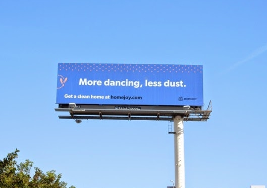 Billboard Example of Sans serif font usage | casilong.com #casilongdesign