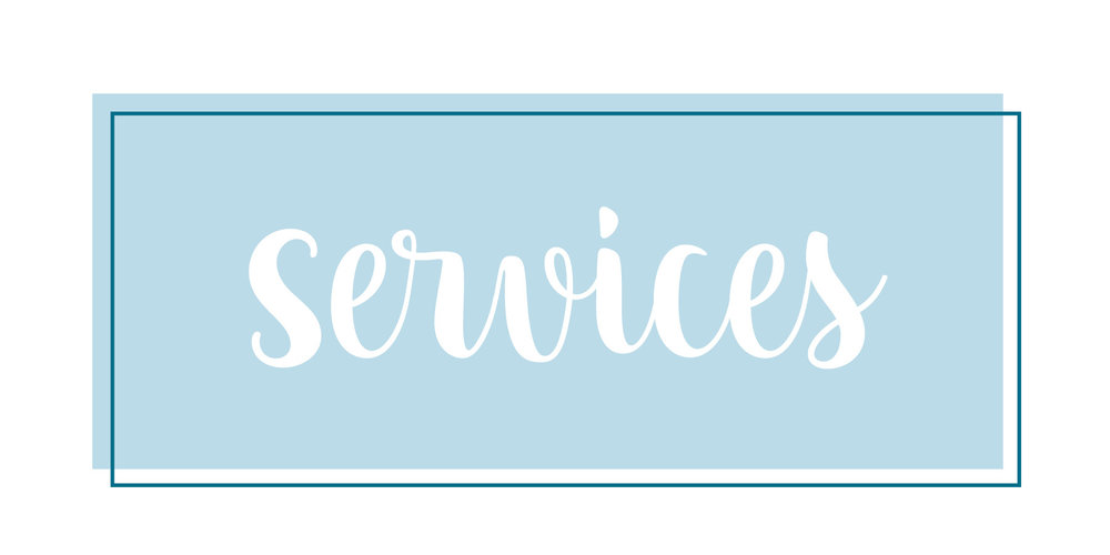 Services | casilong.com #casilongdesign