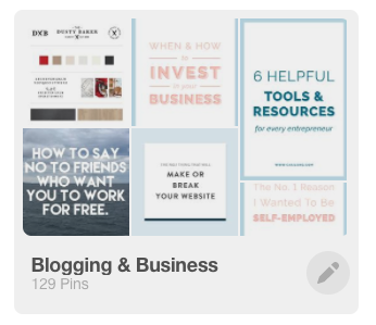 How to Setup your Business Account for Business | casilong.com/blog #casilongdesign