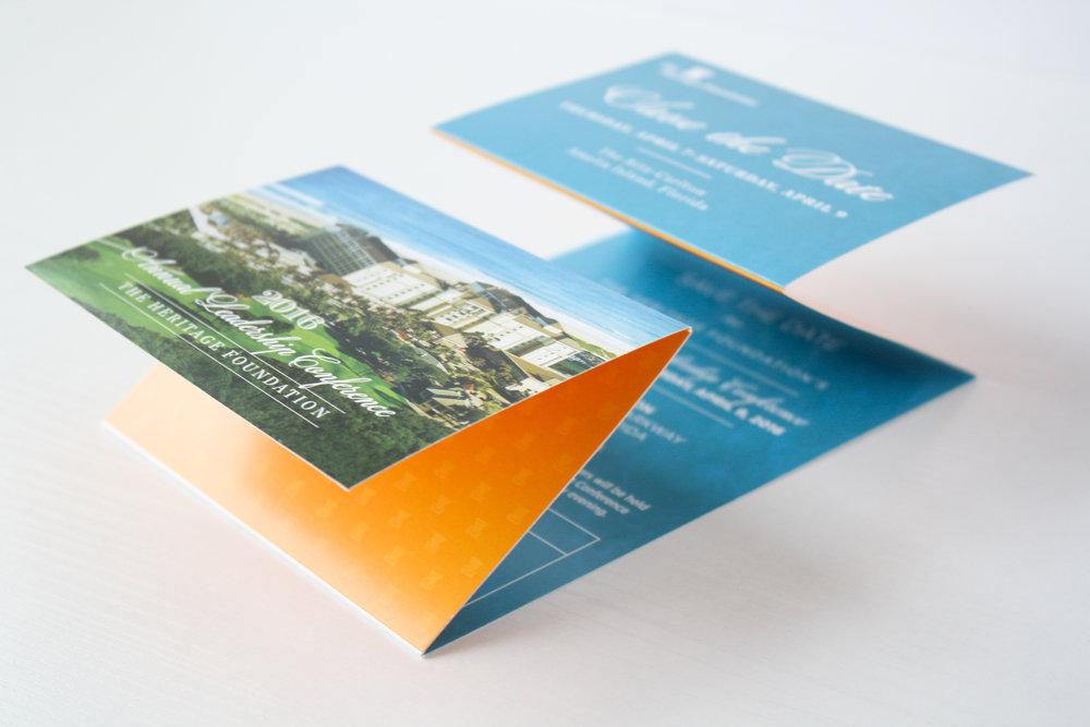 Annual Leadership Conference Save the Date   Casi Long Design   casilong.com:portfolio   #casilongdesign #fearlesspursuit 1.jpg