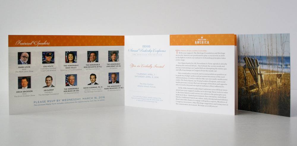 Annual Leadership Conference Invitation   Casi Long Design   casilong.com:portfolio   #casilongdesign #fearlesspursuit 3.jpg