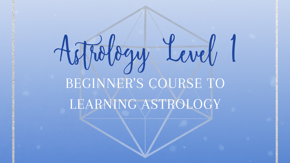 <font size=4.5>Astrology Level 1 $200</font>