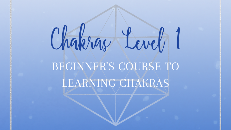 <font size=4.5>Chakras Level 1 $100</font>
