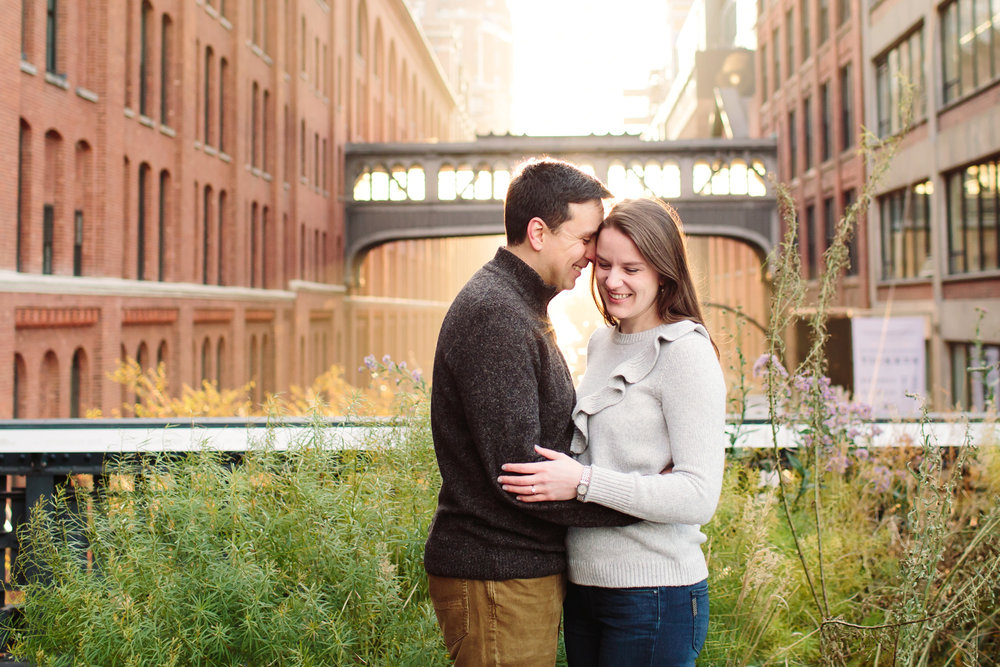 Sarah & Rob - the highline