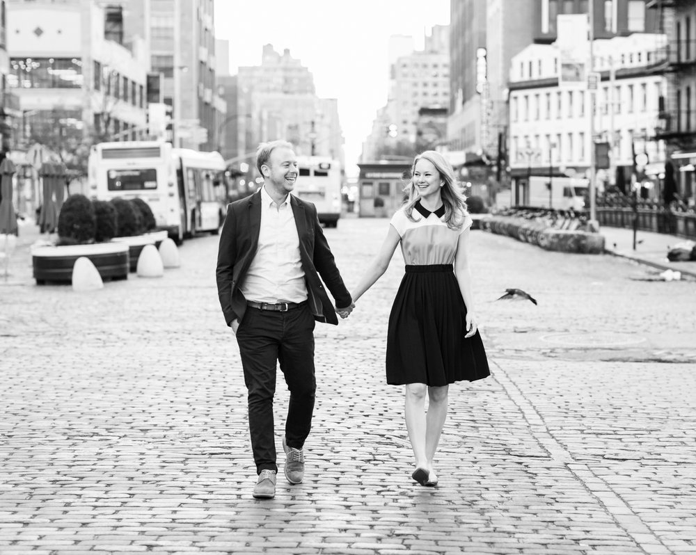 kasey & Paul - west village
