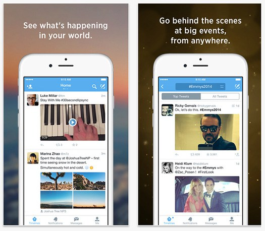 Twitter-official-app