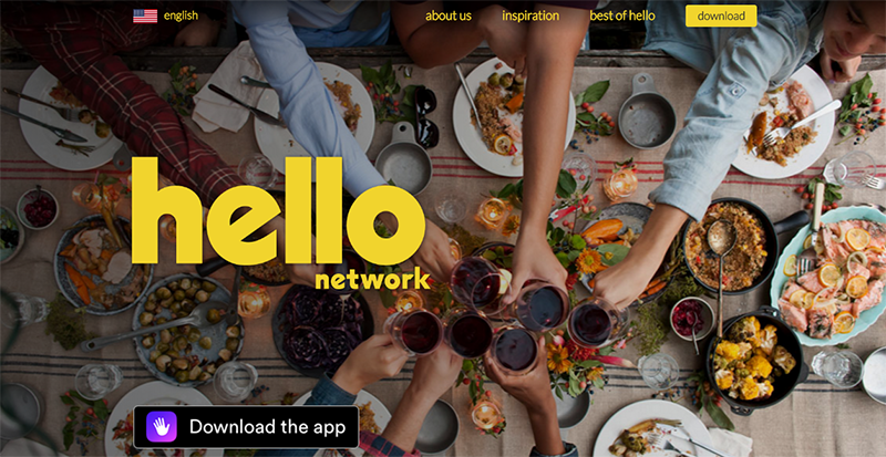 Orkut is back with hello