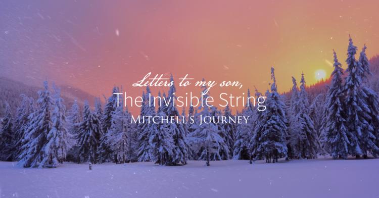Essay Navigator  Mitchells Journey Essays The Invisible String