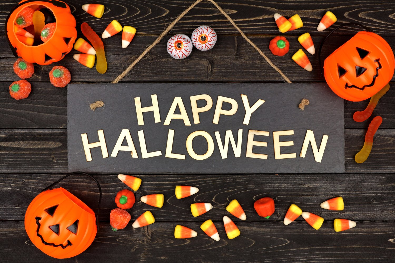 Happy Halloween! - Ludoteca AllArrembaggioLudoteca All