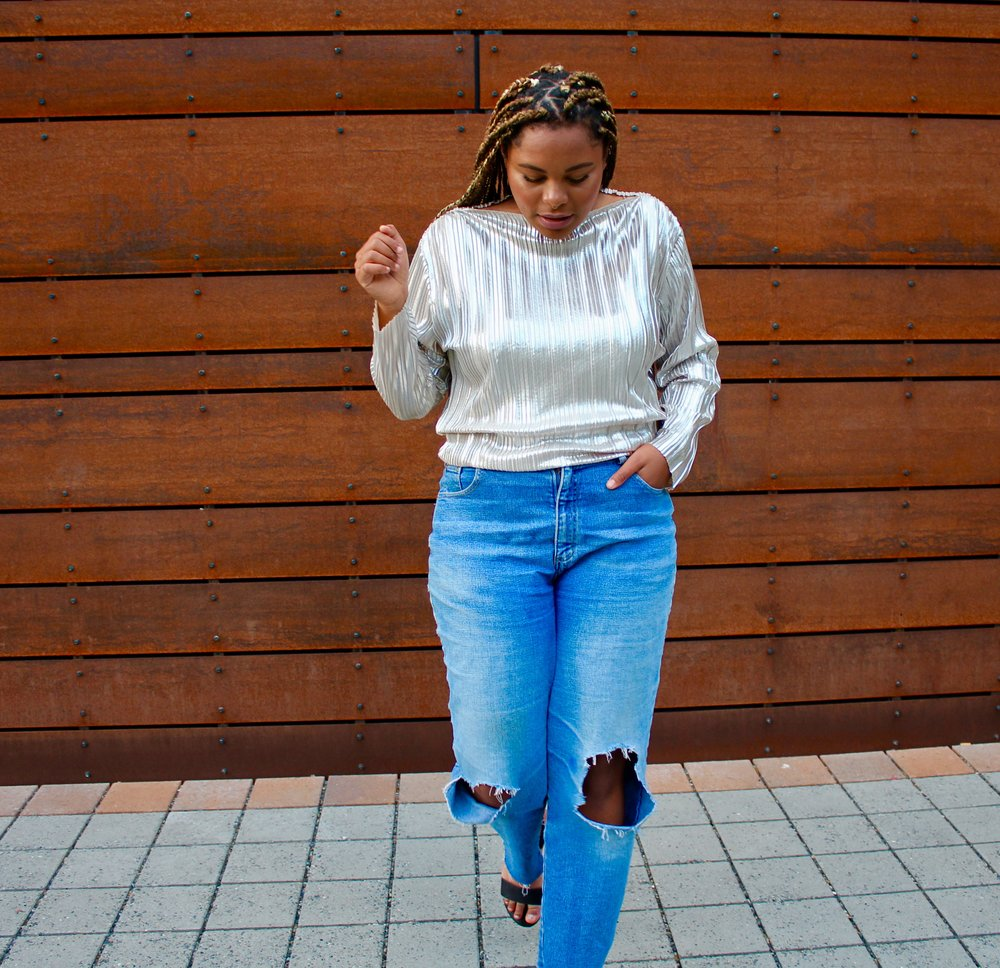 Mom Jeans for    Every Body -