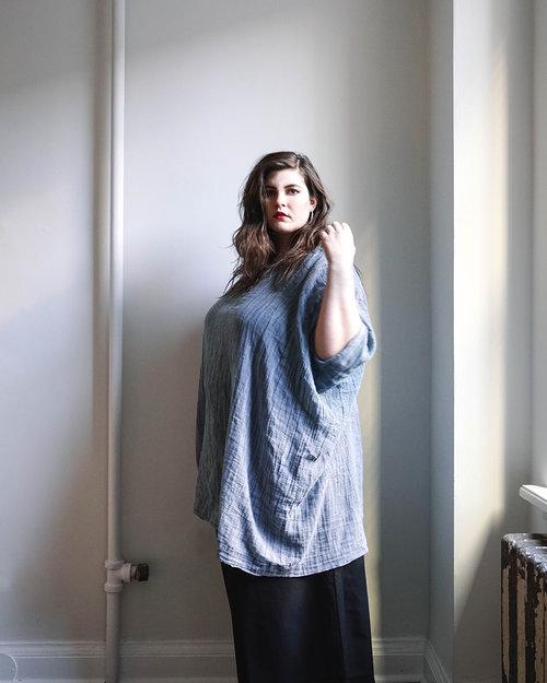 Marielle Elizabeth - Social Media Monster Feminist, Slow Fashion Cheerleader,Photographer, and Writer.