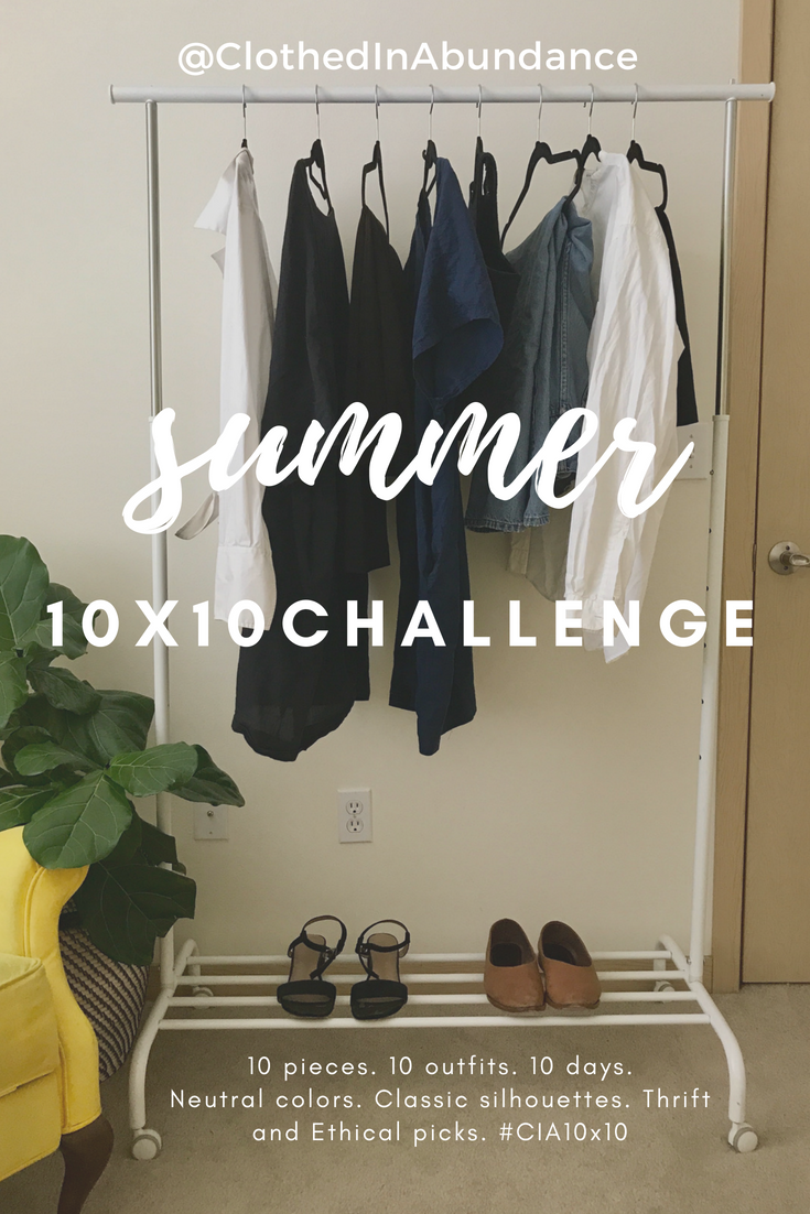 Summer10x10challenge-ClothedInAbundance