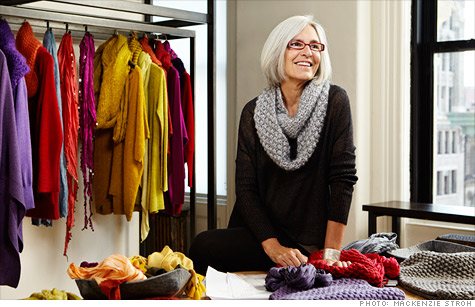 Eileen Fisher Renew - How Selling Her Own Clothes Started A Non-Profit Turned Recycled Fashion Business