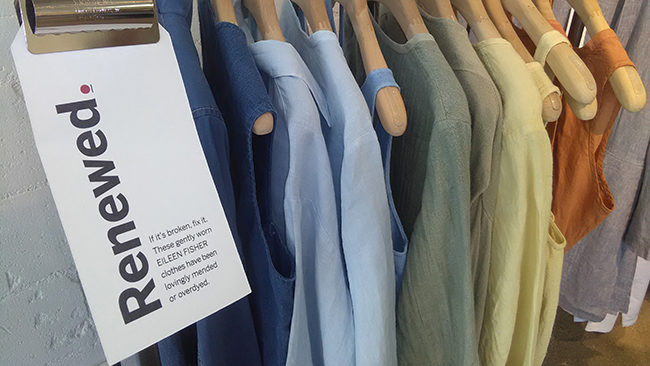 Image result for eileen fisher renew