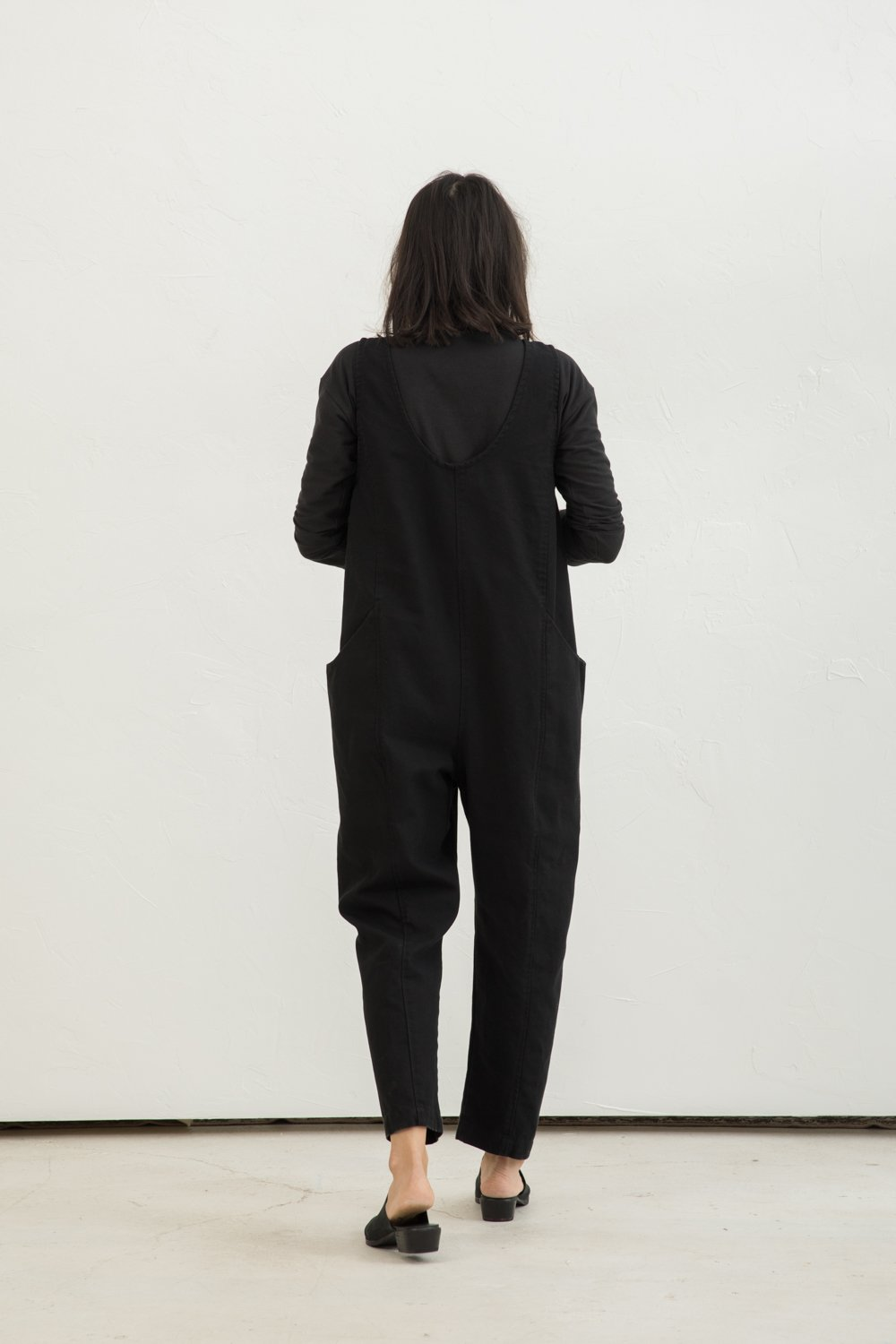 The Clyde Jumpsuit: $275 - from Elizabeth Suzann