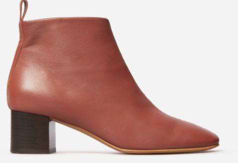 Everlane Day Boot in Brick - ClothedInAbundance 4 Semi Affordable Ethical Fashion Best Boots