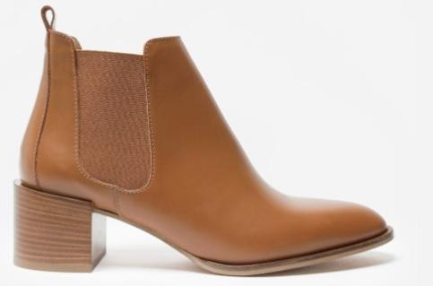 Everlane Heeled Boot- ClothedInAbundance 4 Semi Affordable Ethical Fashion Best Boots