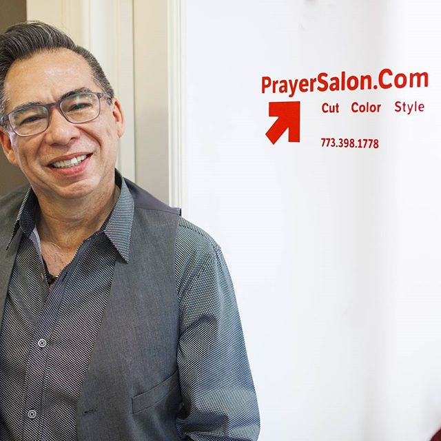 PrayerSalon is Accepting Prayer Requests.  PrayerSalon is not only a hair salon it is a house of healing through prayer.  If you feel in need of prayer, I'm here for you at all hours.  You can go to Www.prayersalon.com and fill out a prayer request form or post here and my faithful followers will stand in prayer as well.  Regardless of your request, I know God will answer it.  Confess your trespasses to one another, and pray for one another, that you may be healed. The effective, fervent prayer of a righteous man avails much.  James 5:16